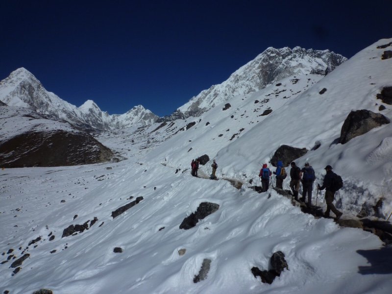 Magic Himalaya treks and expeditions Pvt. Ltd